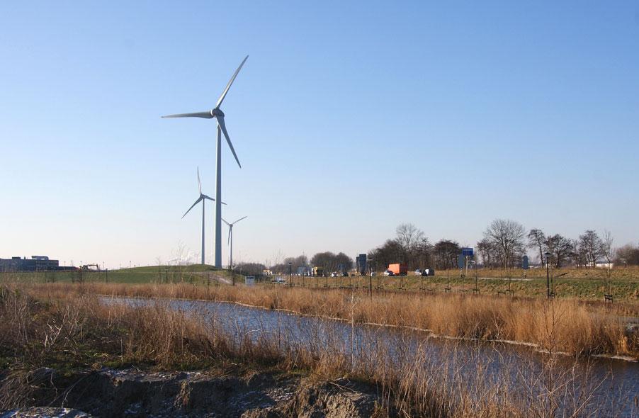 Heerhugowaard heeft ze: 3x Enercon 2,3 MW