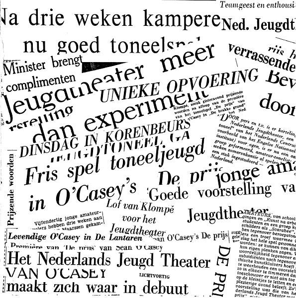 Enthousiaste recensies in alle landelijke dagbladen