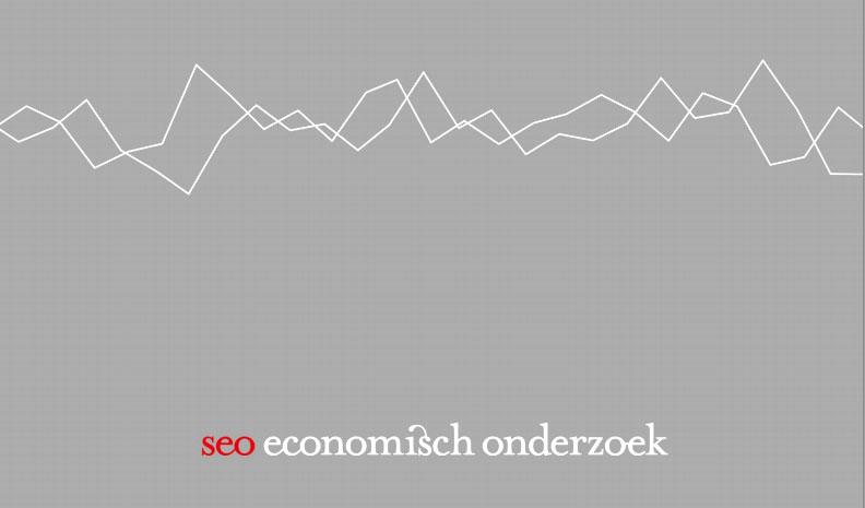 SEO-rapport 'Windmolens en welvaart'