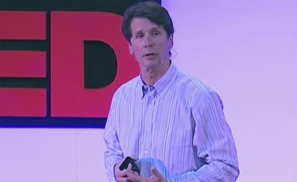 TED over situatie van het ijs in 2009