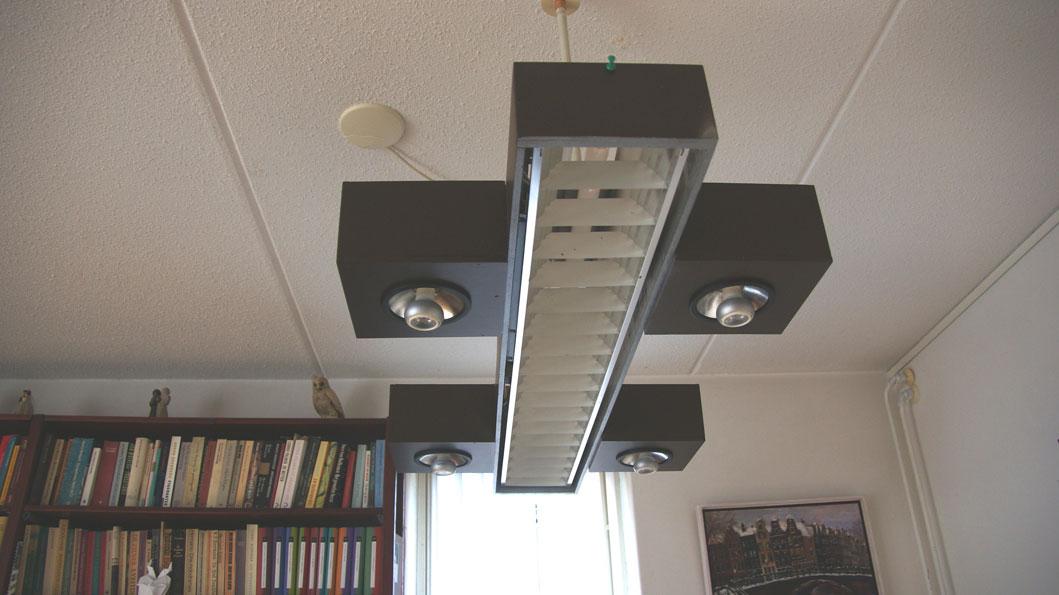 werklicht of sfeerlicht (dimbaar LED)