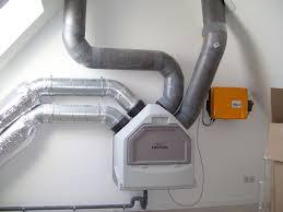 Warmteterugwinning uit ventilatielucht
