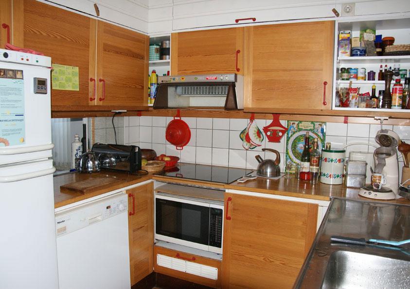 keuken isolatie