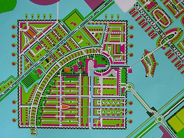Plandeel-2 Stedenbouwkundig ontwerp