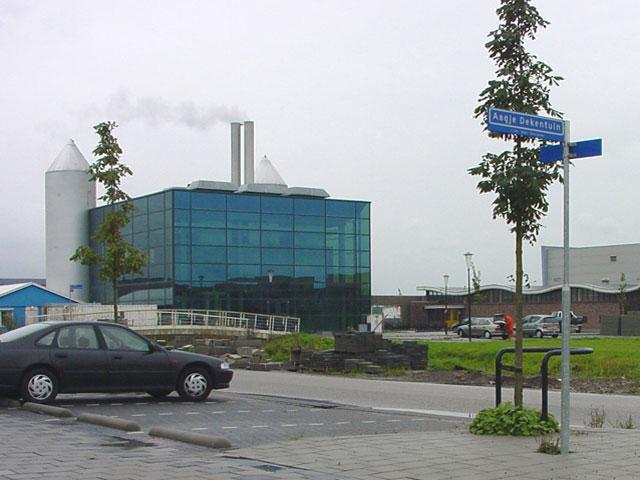 Warmte/Kracht installatie Huygenhoek/Zuidwijk