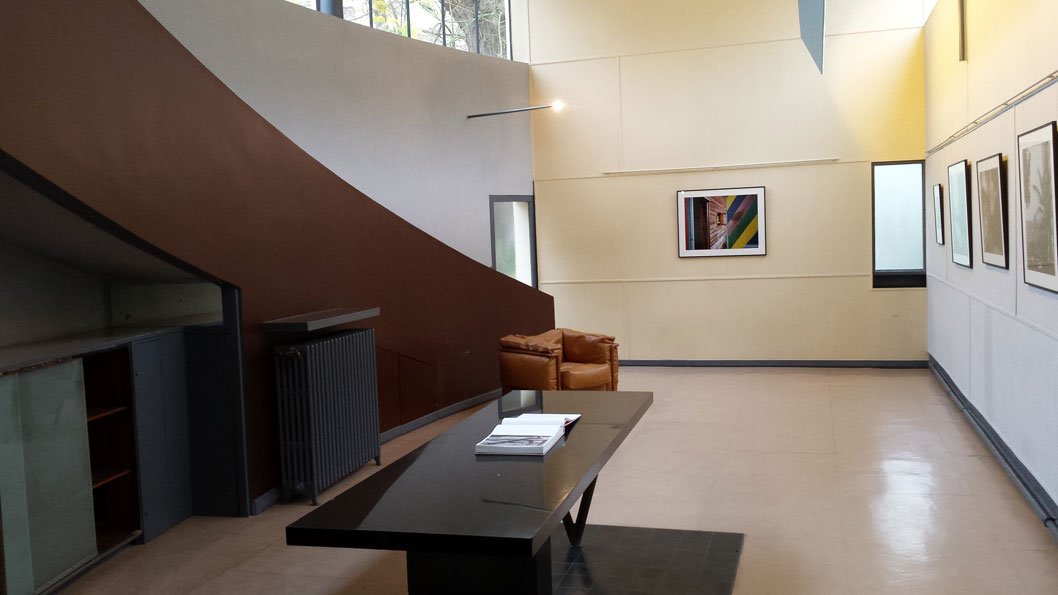 Parijs, Villa-La-Roche - Le Corbusier