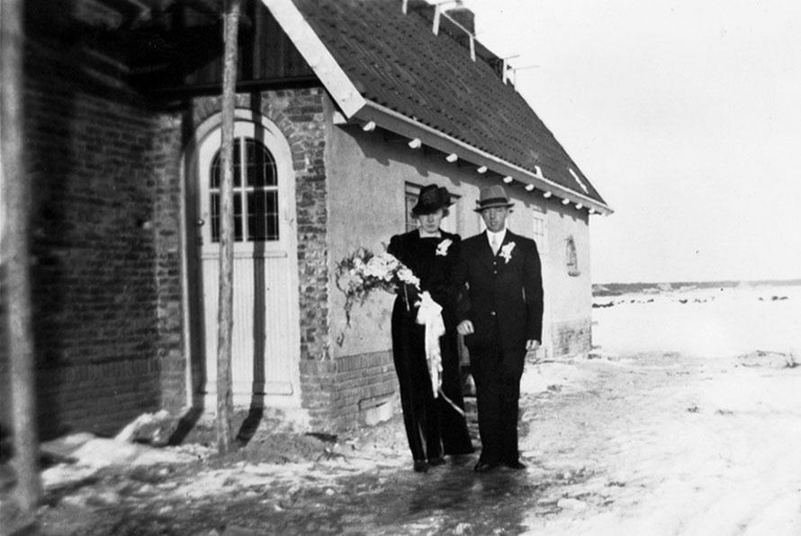 Sunrise in aanbouw op 29 jan 1940